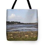 Lelant Water Hayle Estuary Tote Bag