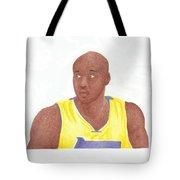 Lemar Odom Tote Bag