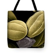 Lemon Balm Tote Bag