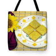 Lemon Candy Bars Tote Bag