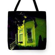 Lemon-drop House Tote Bag by Guy Ricketts