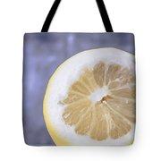 Lemon Half Tote Bag