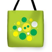 Lemon Lime Fizz Tote Bag
