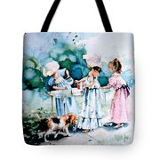Lemonade Ladies Tote Bag