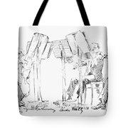 Lener String Quartet Tote Bag by Granger