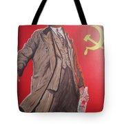 Lenin Gets Bolshi After A Bevi Tote Bag