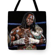 Lennox Lewis Collection Tote Bag