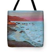 Leo Carillo Beach Afternoon II Tote Bag
