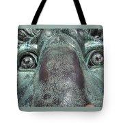 Leo Eyes Tote Bag