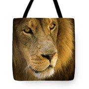 Leo The Lion Tote Bag