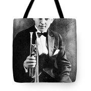 (leon) Bix Beiderbecke Tote Bag by Granger