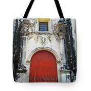 Leon Cathedral 9 Tote Bag
