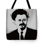 Trotsky Tote Bag