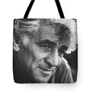 Leonard Bernstein 1970 Tote Bag