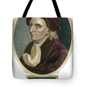 Leonhard Euler, 1707-1783 Tote Bag