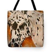 Leopard Appy Tote Bag