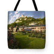 Les Andelys France Tote Bag