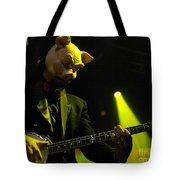 Les Claypool Of Primus Tote Bag