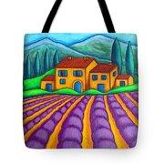 Les Couleurs De Provence Tote Bag