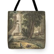 Les Deux Rats, Le Renard Et L'oeuf (two Rats,the Fox, And The Egg) Tote Bag