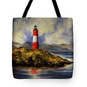 Les Eclaireurs Lighthouse Tote Bag