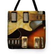 Les Paul - Come Together Tote Bag