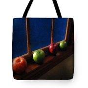 Les Pommes De La Lune Tote Bag