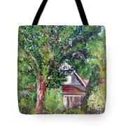 Lesher Homestead Boulder Co Tote Bag