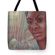 Leslie K Tote Bag