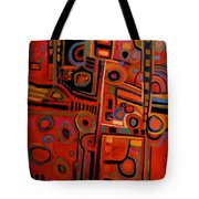 Less Fluff,more Substance Tote Bag