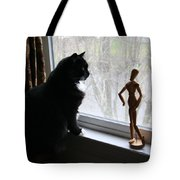 Lesson In Perspective  Tote Bag