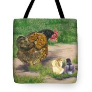 Lesson Time Tote Bag