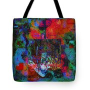 Let Freedom Jazz B Tote Bag