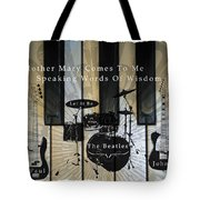 Let It Be Tote Bag