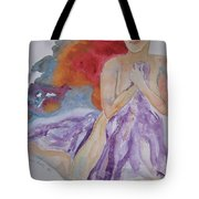 Let It Burn Tote Bag