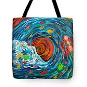 Let It Carry You Tote Bag