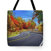 Let It Roll - Pennsylvania Tote Bag