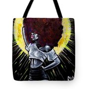 Let It Shine Tote Bag