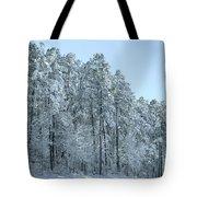 Let It Snow 3 Tote Bag