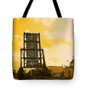 Let The Ships Go Tote Bag