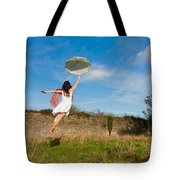 Let The Breeze Guide You Tote Bag by Semmick Photo