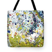 Let The Cream Bring A Little... Tote Bag