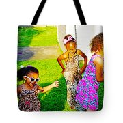 Let The Good Times Roll 1 Tote Bag