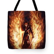 Let The Havens Burn Tote Bag