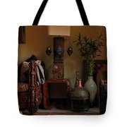 Let The Light In Tote Bag by Murtaza Humayun Saeed