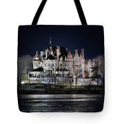 Let The Light On Tote Bag