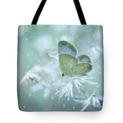 Let The Winter Gone Tote Bag