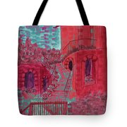 Let Them Eat Cherry Cake #2 Tote Bag