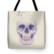 Let Them Fly Tote Bag