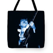 Let There Be Rock And Blues Tote Bag